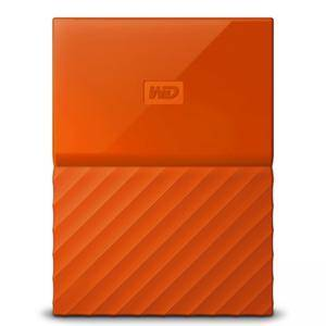 Външен диск HDD 4TB USB 3.0 MyPassport Orange NEW, WDBYFT0040BOR