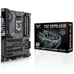 Дънна платка ASUS TUF Z270 MARK 1 / LGA1151, 90MB0S20-M0RAY0