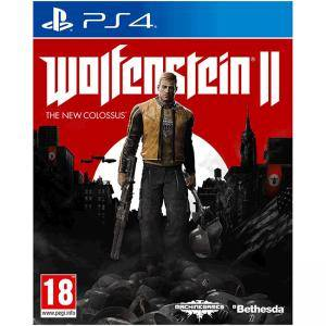 Игра Wolfenstein II: The New Colossus - PS4 за Playstation 4