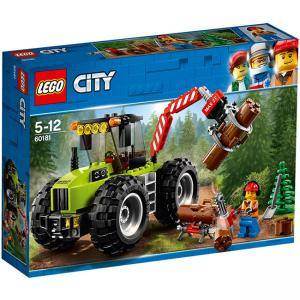 Конструктор ЛЕГО СИТИ - Горски трактор - LEGO City Great Vehicles, 60181