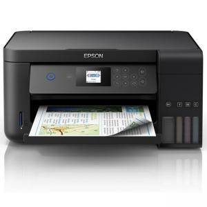 Мастилоструйно многофункционално устройство EPSON Inkjet L4160, Print, scan and copy, C11CG23401