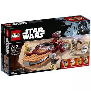 Конструктор ЛЕГО СТАР УОРС - Luke's Landspeeder Building Toy, LEGO Star Wars, 75173