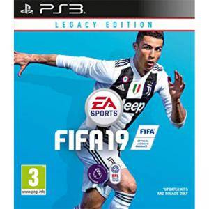 Игра FIFA 19 - Standart Edition за PlayStation 3 - PS3