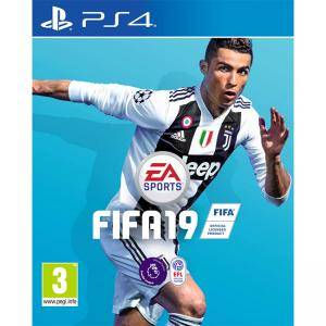 Игра FIFA 19 - Standart Edition за PlayStation 4 - PS4