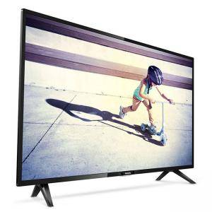 Телевизор Philips 43 инча FHD TV, DVB-T2/C/S2FHD, Digital Crystal Clear, 50Hz FR, Micro Dimming, Superior Sound, 16W, 43PFS4112/12