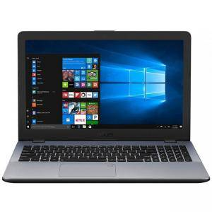 Лаптоп ASUS X542UQ-DM142, 15.6 инча FHD LED, 8GB DDR4, Intel Core i7-7500U, 1TB HDD, NVIDIA GeForce 940MX (N16S-GTR) 2GB DDR3, Тъмносив