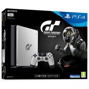 Конзола Sony Playstation 4 Slim 1TB + Gran Turismo Sport limited edition