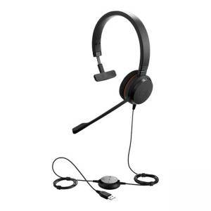 Слушалка с микрофон Jabra EVOLVE 20 MS Mono, 4993-823-109