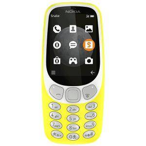 GSM телефон NOKIA 3310 DS YELLOW