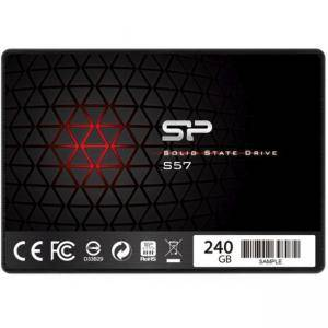 Диск Solid State Drive (SSD) SILICON POWER Slim S57, 2.5, 240 GB, SATA3, SLP-SSD-S57-240GB