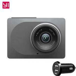 Видеорегистратор за кола Xiaomi Yi 2.7 Car Dash Cam Data Recorder Camera Support ADAS & Wifi Z6B5