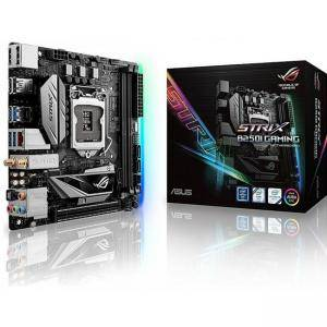 Дънна платка ASUS STRIX B250I GAMING, Intel Socket 1151, PCIe 3.0, 2.0