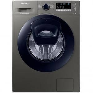 0f5afdc552c Пералня Samsung, Добавяне на пране, Капацитет 8 кг. Интелигентна проверка,  Инокс,