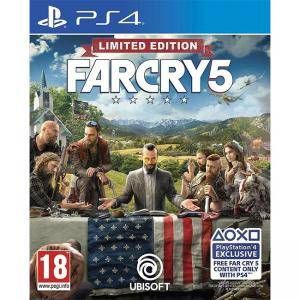 Игра Far Cry 5 Limited Edition за PlayStation 4