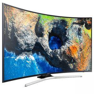 Телевизор Samsung 65 инча 65MU6222 4K UHD Curved LED TV, SMART, TIZEN, 1300 PQI, QuadCore, DVB-T, DVB-C, DVB-S2, Wireless, 3xHDMI, 2xUSB, UE65MU6222KXXH