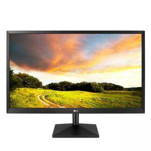 Монитор LG 27MK400H-B 27 инча Wide LED, TN Anti glare, 5ms GTG, 1000:1,Mega DFC, 300cd/m2, Full HD 1920x1080, FreeSync, D-Sub, HDMI, Tilt, 27MK400H-B
