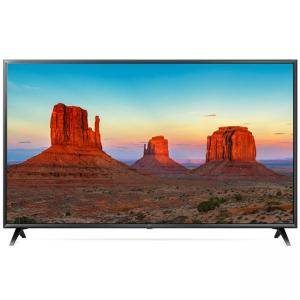 Телевизор LG 55UK6100PLB, 55 инча 4K UltraHD TV, 3840 x 2160, PMI 1600, DVB-T2/C/S2, Smart webOS 4.0, Ultra Surround, WiFi 802.11ac, 4КActive HDR, HDMI, Simplink, 55UK6100PLB