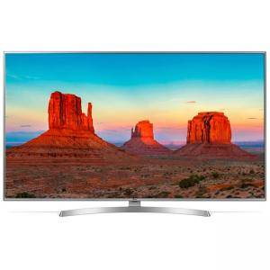 Телевизор LG 50UK6950PLB, 50 инча 4K UltraHD TV, 3840 x 2160, DVB-T2/C/S2, Smart webOS 4.0, DTS Virtual:X,WiFi 802.11ac, 4КActive HDR,EPG,HDMI, 50UK6950PLB