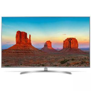 Телевизор LG 49UK7550MLA, 49 инча SUPER UHD TV, 3840x2160, DVB-T2/C/S2, Nano Cell, DTS Virtual:X,Active HDR, Smart webOS 4.0, WiDi, WiFi 802.11.ac, 49UK7550MLA