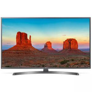 Телевизор LG 43UK6750PLD, 43 инча 4K UltraHD TV, IPS 4K Display 3840 x 2160, DVB-T2/C/S2, Smart webOS 4.0,ThinQ AI, WiFi 802.11ac, 43UK6750PLD