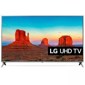 Телевизор LG 43UK6500MLA, 43 инча 4K UltraHD TV, 3840 x 2160, DVB-T2/C/S2, Smart webOS 4.0,Ultra Surround,WiFi 802.11ac, 4КActive HDR,HDMI, 43UK6500MLA