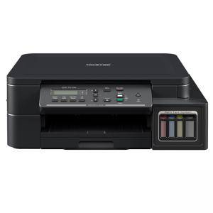 Мастилоструйно многофункционално устройство Brother Inkjet Multifuncitonal DCP-T510W Refill Tank System – Wifi, Mobile-Print 3-in-One, DCPT510WRE1