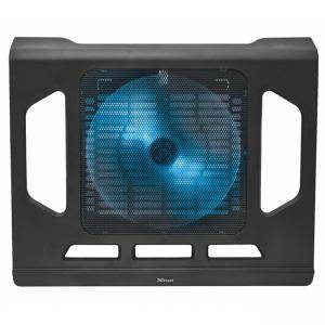 Охлаждаща подложка TRUST Kuzo Laptop Cooling Stand with extra large fan, 21905