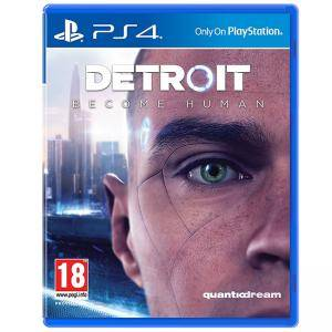 Игра Detroit Become Human за PlayStation 4