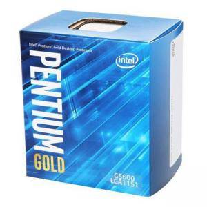Процесор Intel Pentium Gold G5600, 3.9GHz, 4MB, 54W, LGA1151, BOX, INTEL-G5600-BOX