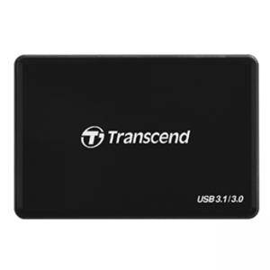 Четец за флаш карта Transcend USB3.1 Gen1 All-in-1 Multi Card Reader,Type C, TS-RDC8K