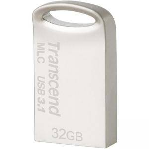 USB памет Transcend 32GB JetFlash 720, Silver Plating, MLC solution, TS32GJF720S