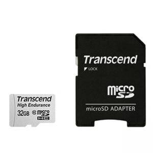 Карта памет Transcend 32GB USD Card (Class 10) Video Recording, TS32GUSDHC10V