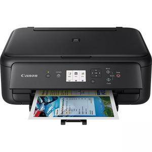 Мастилоструйно многофункционално устройство Canon PIXMA TS5150 All-In-One, Black, 2228C006AA