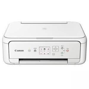 Мастилоструйно многофункционално устройство Canon PIXMA TS5151 All-In-One, White, 2228C026AA