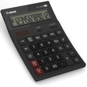 Калкулатор Canon AS-1200 semi-desktop Calculator, 4599B001AB