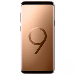 Смартфон Samsung SM-G965F GALAXY S9 plus, 6.2 (1440 x 2960), Dual SIM, 12MP x 8MP, Octa-Core, 6 GB RAM, 64 GB Storage, USB-C, златист, SM-G965FZDDBGL