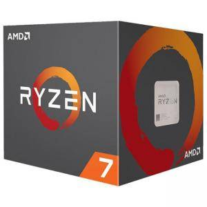 Процесор AMD RYZEN 7 2700 8-Core 3.2 GHz (4.1 GHz Turbo), 20MB/65W/AM4/BOX, AMD-AM4-R7-RYZEN-2700