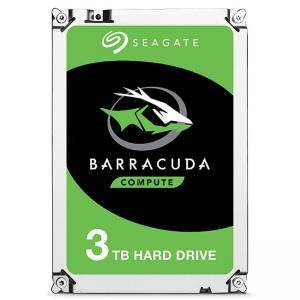 Твърд диск SEAGATE HDD Desktop Barracuda Guardian (3.5/3TB/SATA/rmp 5400), ST3000DM007