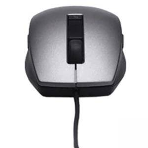 Мишка Dell 6 Buttons Laser Scroll USB Mouse Silver&Black, 570-11349