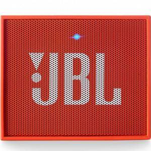Блутут колонка JBL GO, Оранжев, Bluetooth, 3.5 mm jack, JBL-GO-ORG