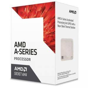 Процесор AMD AM4 A6 9500 2-Core 3.5Ghz (3.8Ghz Turbo), 1MB 65W, AMD-AM4-A6-9500-BOX