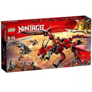 Конструктор Лего Нинджаго - Firstbourne, LEGO NINJAGO, 70653