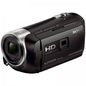 Цифрова видеокамера Sony HDR-PJ410, black + Sony CP-V3A Portable power supply 3 000mAh, black, HDRPJ410B.CEN_CP-V3W_PROMO