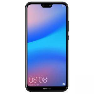 Смартфон Huawei P20 Lite 4G 64GB, black, Single Sim (Nano-SIM)