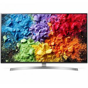 Телевизор LG 55SK8500PLA, 55 SUPER UHD TV,DVB-T2/C/S2, Alpha 7 Processor,Nano Cell Color Pro, Cinema HDR,4K HFR, 55SK8500PLA