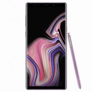 Смартфон Samsung SM-N960F GALAXY Note 9, 128 GB, Dual SIM, Octa-Core 2.7GHz, AMOLED 2960 x 1440 (Quad HD+), 12 MP OIS x 8.0 MP, лилав, SM-N960FZPDBGL