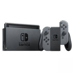 Конзола Nintendo Switch Joy-Con, Сива, 045496452292