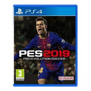 Игра Pro Evolution Soccer 2019 (PS4)