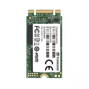 Диск Transcend 240GB M.2 2242 (42 X 22mm), SSD SATA3, 3D NAND Flash, TLC, скорост 560MBs, 500MBs, TS240GMTS420S