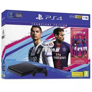 Конзола FIFA 19 Champions Edition 1TB PS4 - Early Access Bundle (PS4)